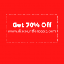 Get upto 40%-70% off on HRX Store
